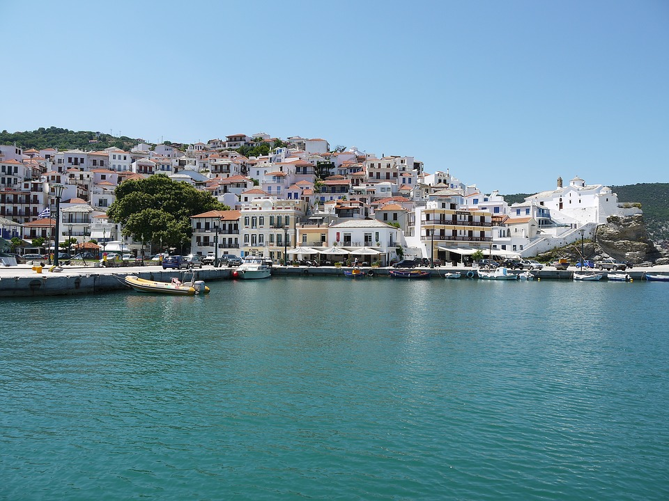 Skopelos. source Pixabay
