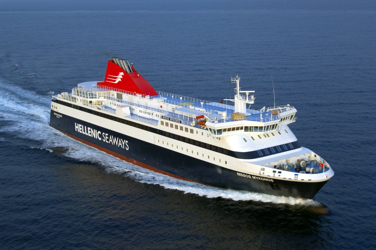 Hellenic Seaways Offers 30 Discount On Ferry Tickets To