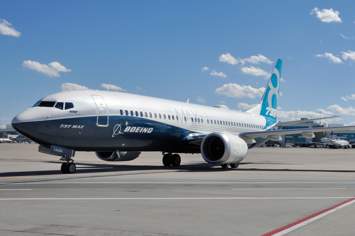Boeing 737 800 Max: Blue Air Announces Order For Six Boeing 737 MAX Aircraft