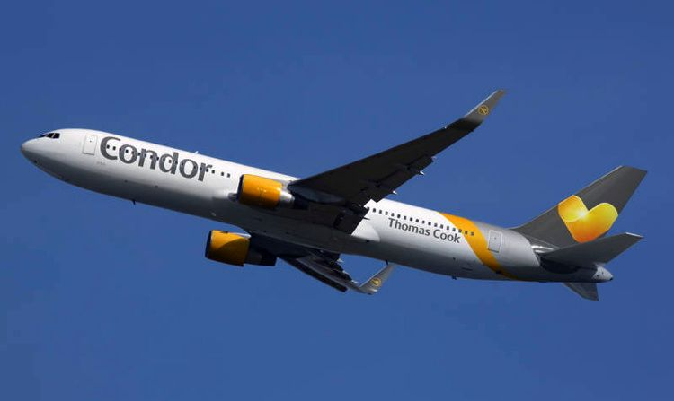 Thomas Cook's leisure airline Condor is seeing significant demand for Greece this year.