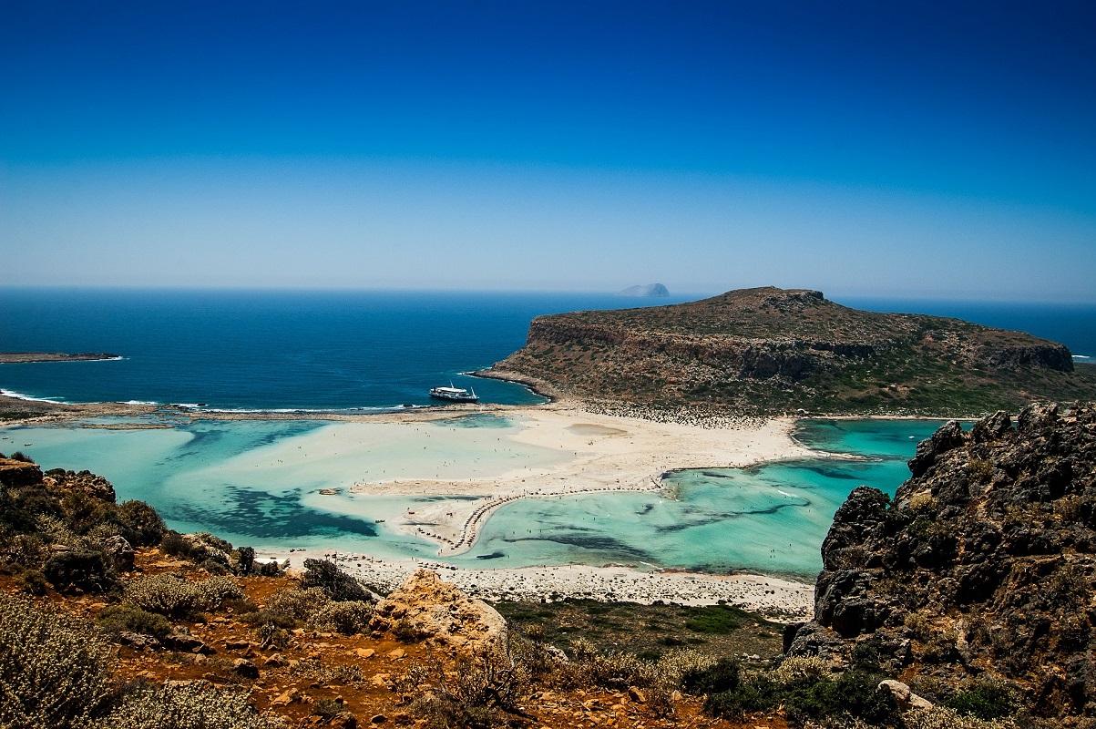 Balos, Crete Island.