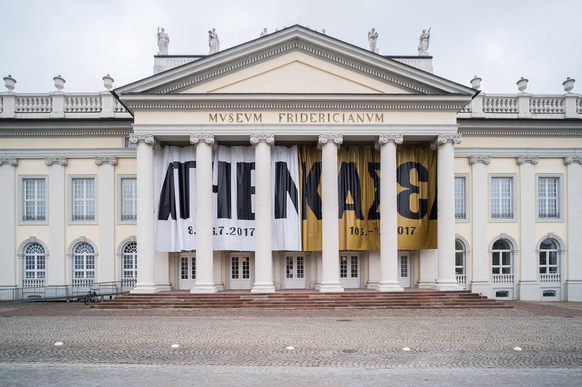 Fridericianum Museum, Kassel © Mathias Voelzke