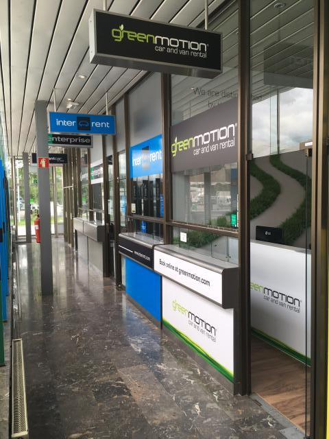 Green Motion Car Rental Warsaw