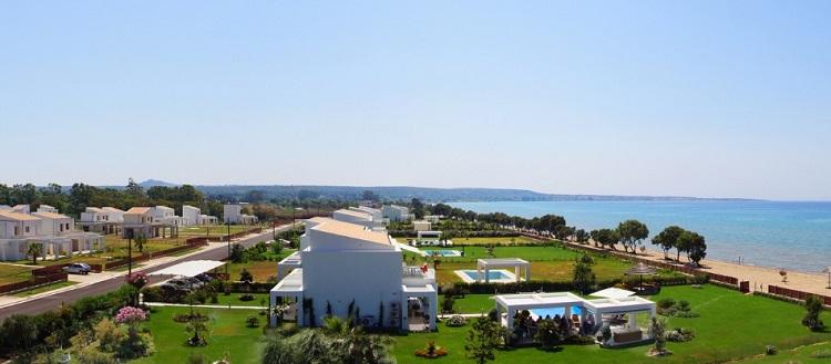 Ionian Beach Villas, Kyllini.