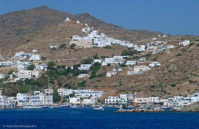 Ios Island, Cyclades © Maria Theofanopoulou