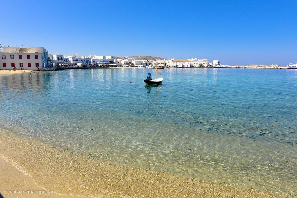 Mykonos, Cyclades,© Maria Theofanopoulou