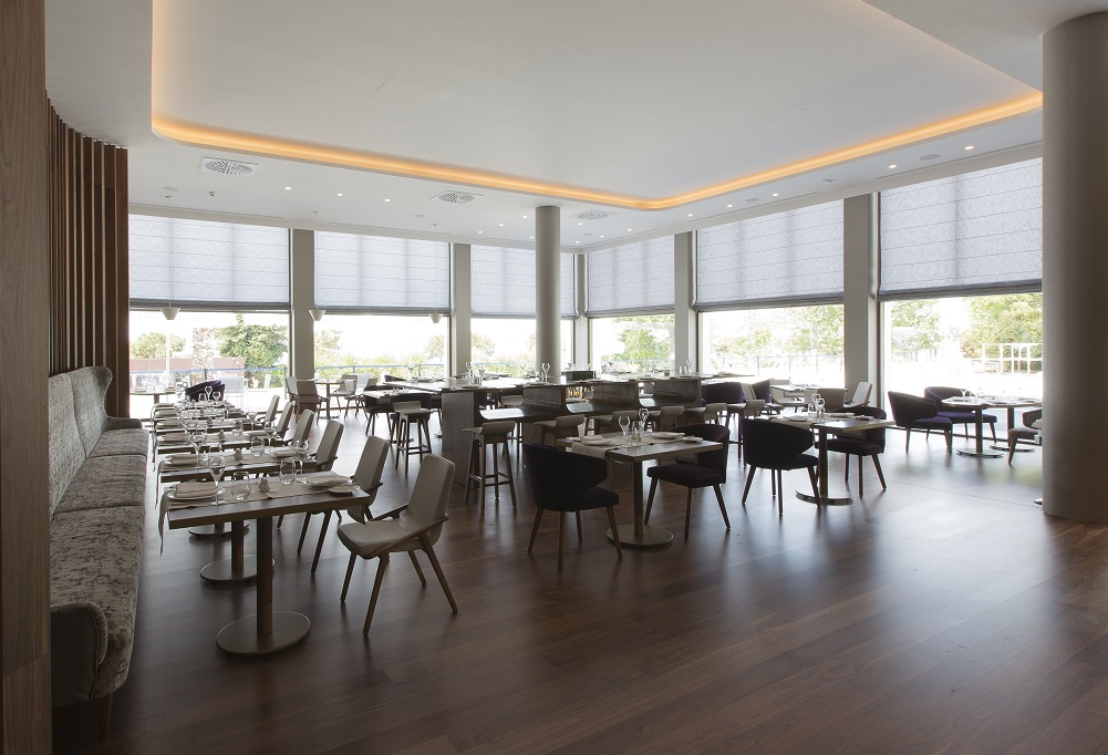 Salonica Restaurant, Makedonia Palace