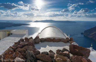 Santorini Island, Cyclades © Maria Theofanopoulou