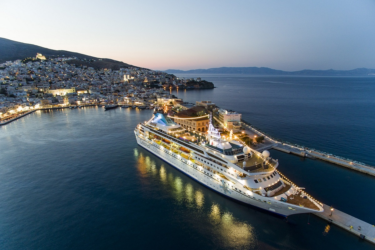 Celestyal to hold 3 day 39 world party 39 cruise on the nefeli for Cost of world cruise