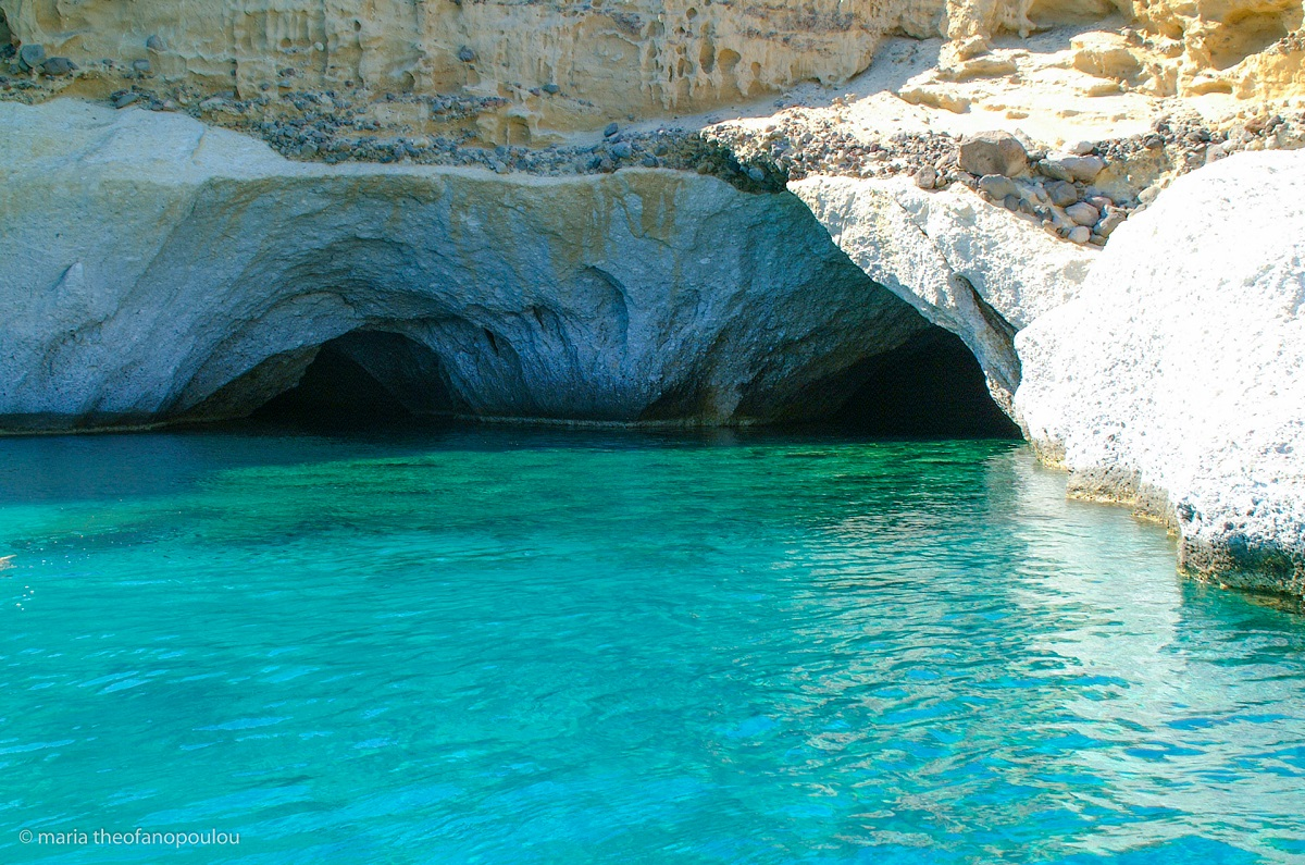 Kleftiko, Milos Island