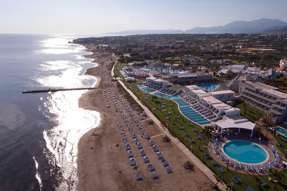 Lyttos Beach Hotel In Hersonissos Crete