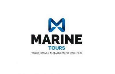 Marine Tours logo job