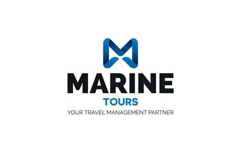 Marine Tours logo job