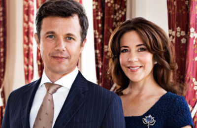 Crown Prince of Denmark and Count of Monpezat Federik and Crown Princess of Denmark Mary Elisabeth. Photo Source: www.kongehuset.dk (Franne Voigd)