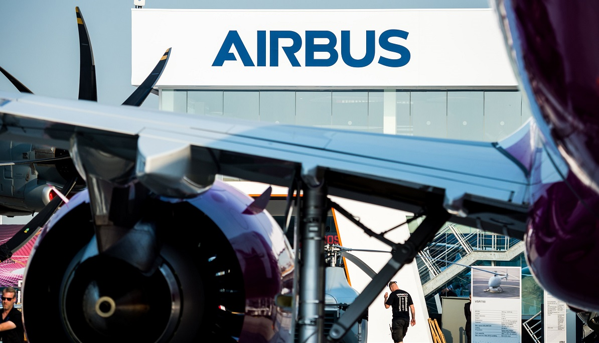 AIRBUS 2017, Photo by P. Pigeyre / master films