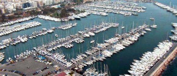 Alimos Marina, Photo Source: Hellenic Republic Asset Development Fund