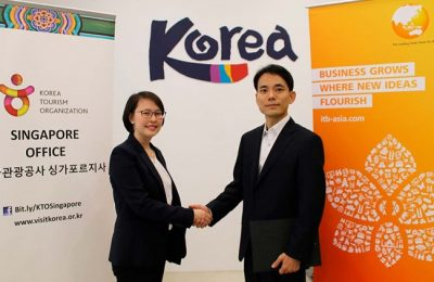 ITB Asia Korea Tourism Organization of Singapore (KTO)