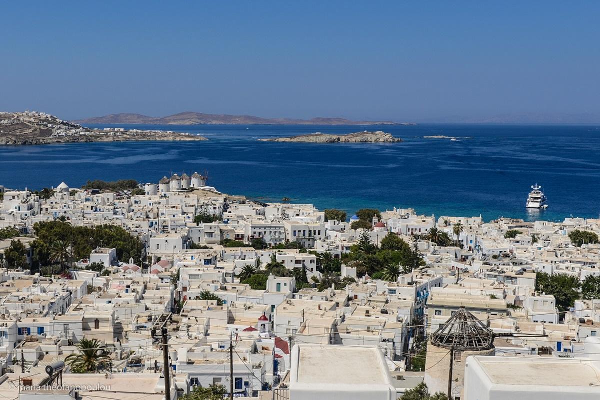 Mykonos Island © Maria Theofanopoulou