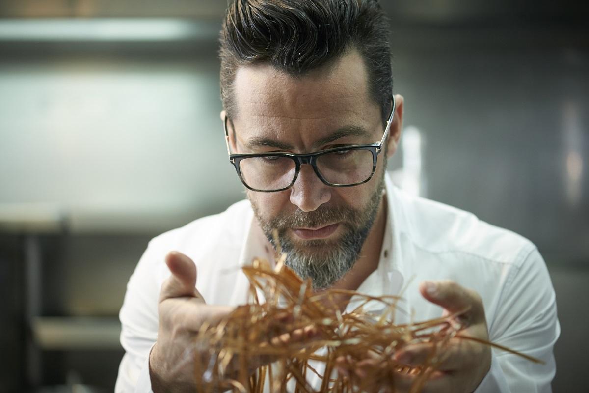 Chef Quique Dacosta