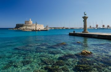 Rhodes, Island Photo Source: http://likenoother.aegeanislands.gr