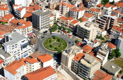 The center of Tripoli, Photo Source: Municipality of Tripoli