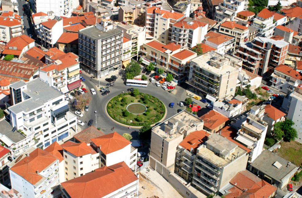 The center of Tripoli, Photo Source: Municipality of Tripoli