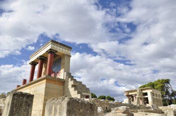 Knossos, Crete.