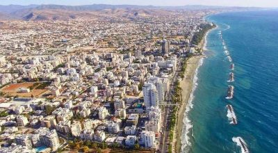Limassol, Cyprus. Photo source: Visit Cyprus
