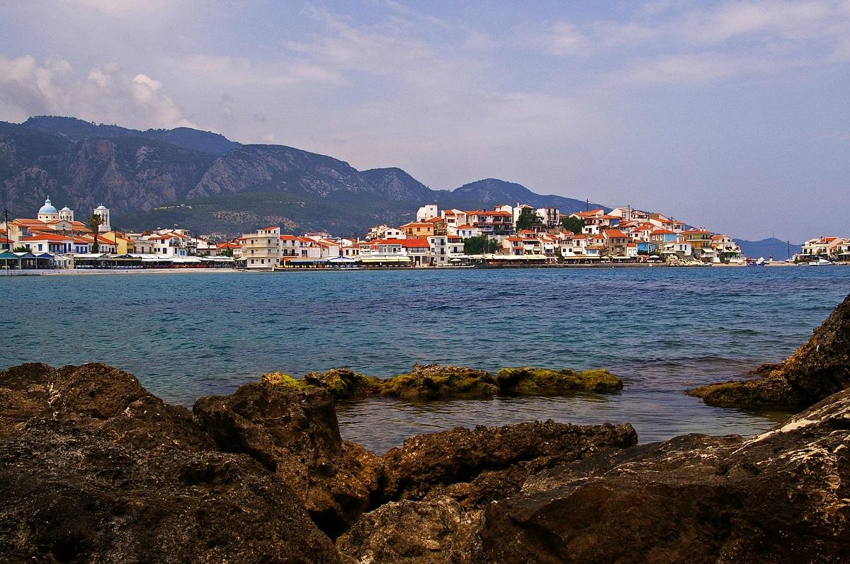 Samos Island, North Aegean