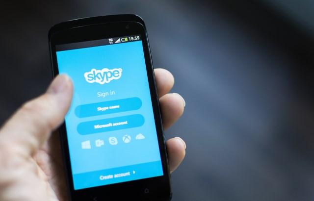 how to put money on skype