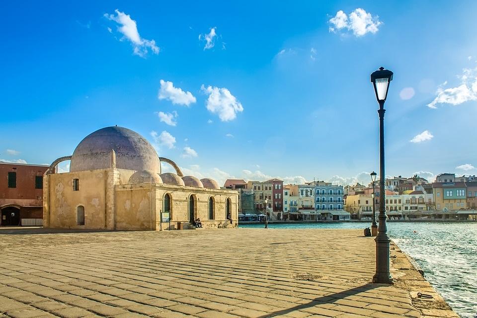 Chania, Crete © pixabay