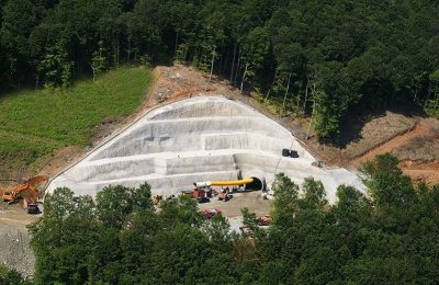 The Skouries Mine, Photo Source: Eldorado Gold