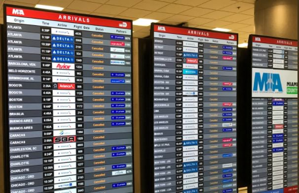 Photo source: Miami International Airport (@iflymia)
