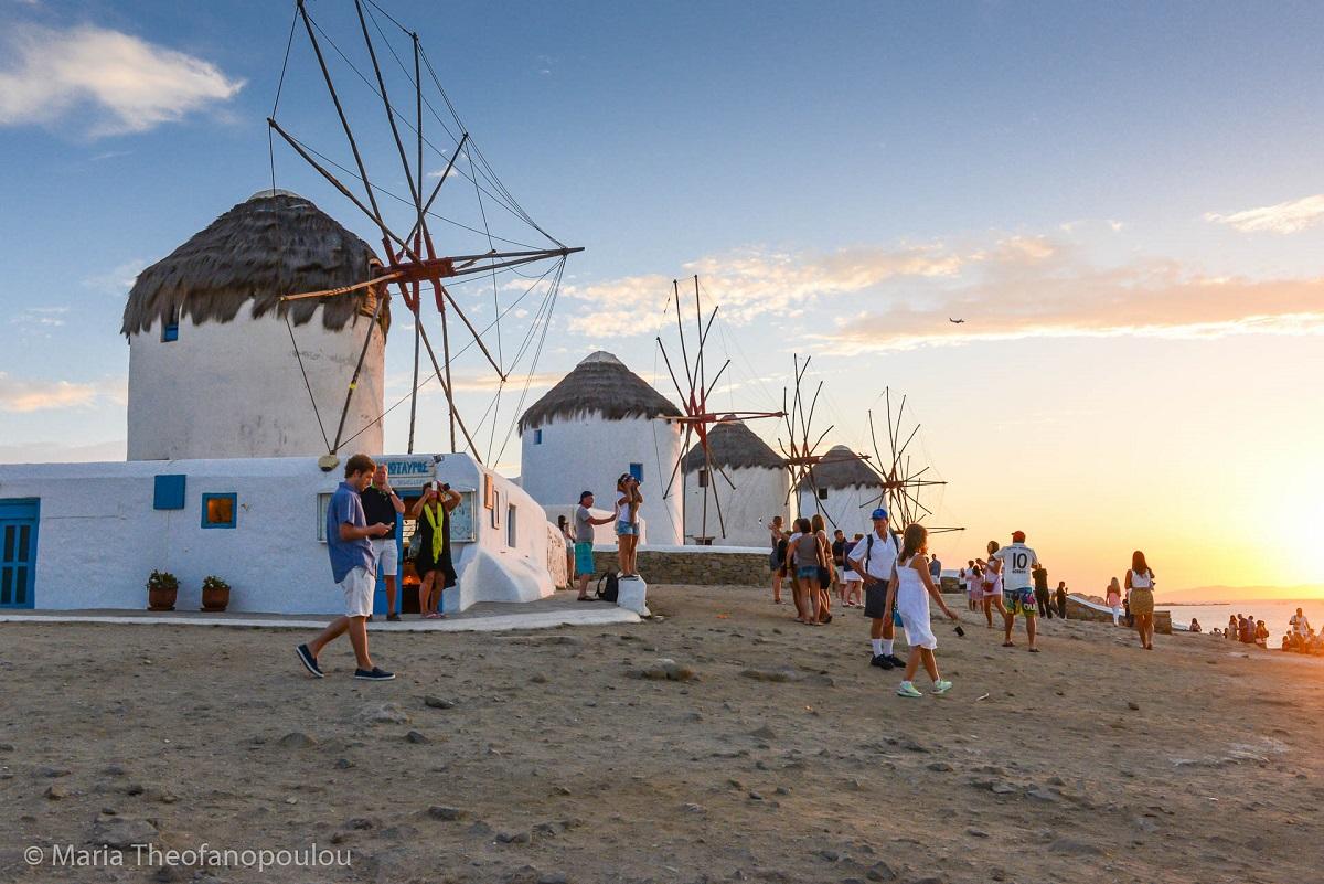 Mykonos © Maria Theofanopoulou