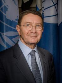 UNWTO Secretary General Taleb Rifai.