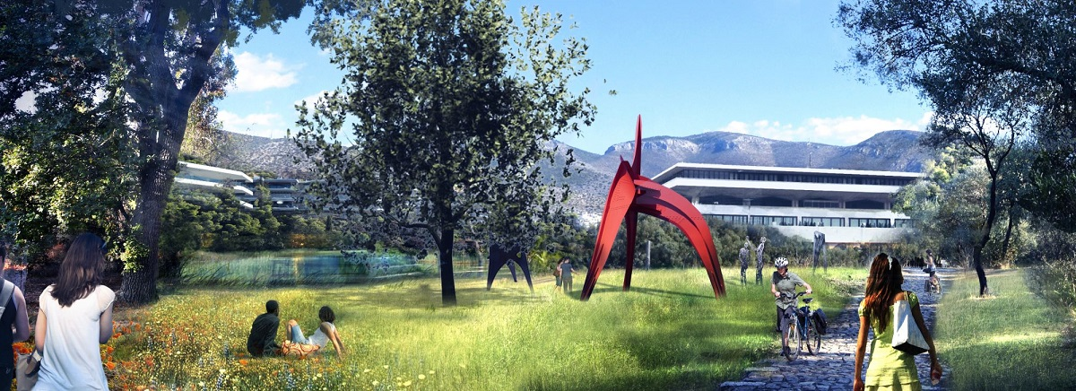 The Hellenikon project, Photo Source: Lamda Development