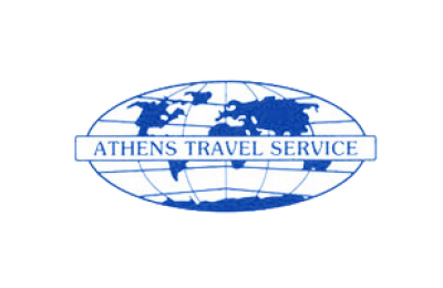 athens travel services logo