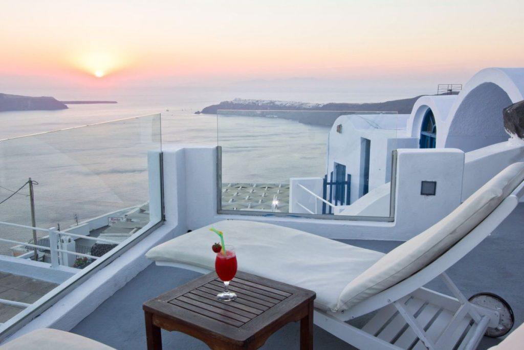 Spiliotica on the Cliff, Aqua Vista Hotels.
