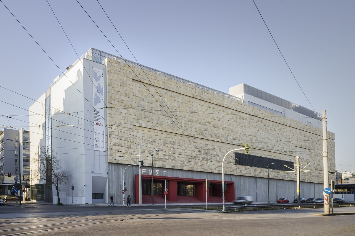 National Museum of Contemporary Art (EMST). Photo by Stephie Grape.