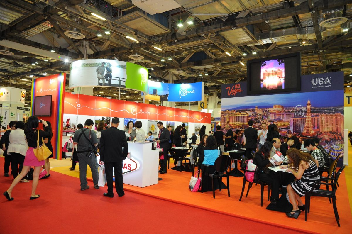 ITB Asia Booths