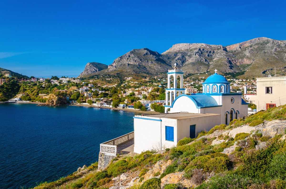 Kalymnos Island. Photo Source: http://likenoother.aegeanislands.gr