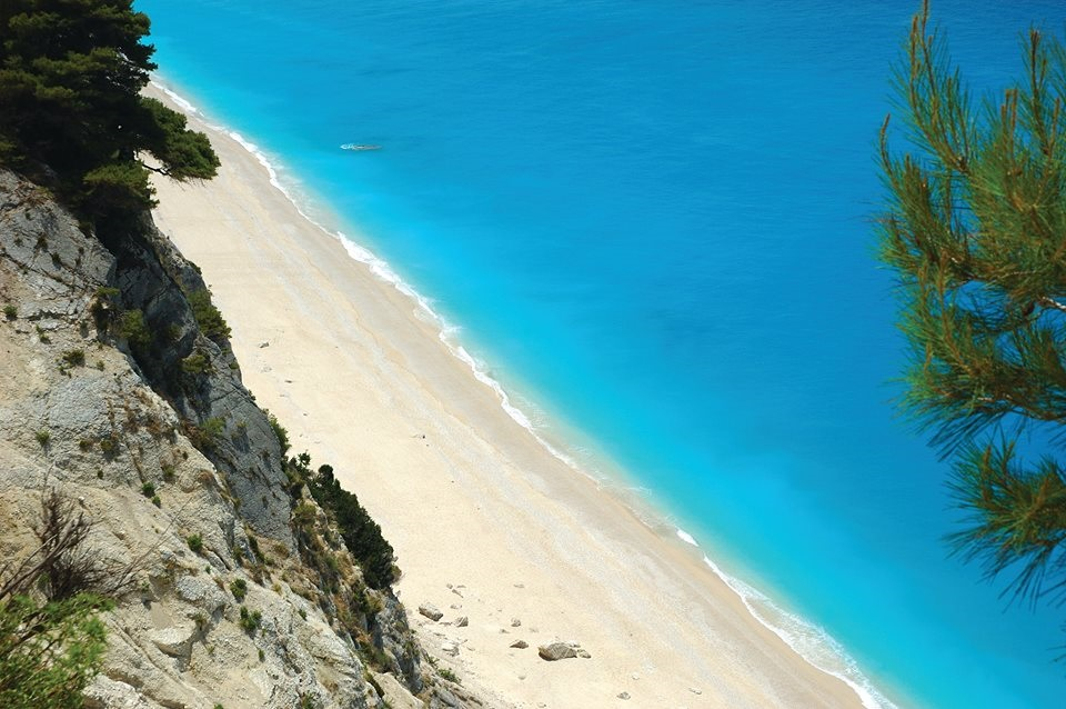 Lefkada Island, Ionian sea, Photo Source; Municipality of Lefkada