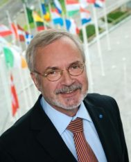 Werner Hoyer, Photo Source: EIB