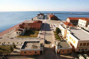Thessaloniki Port.