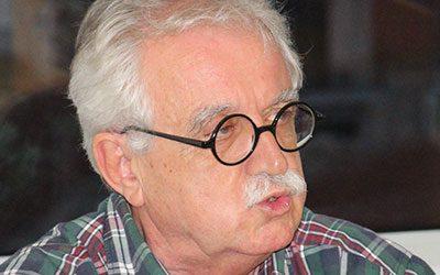 Stavros Benos, President of DIAZOMA