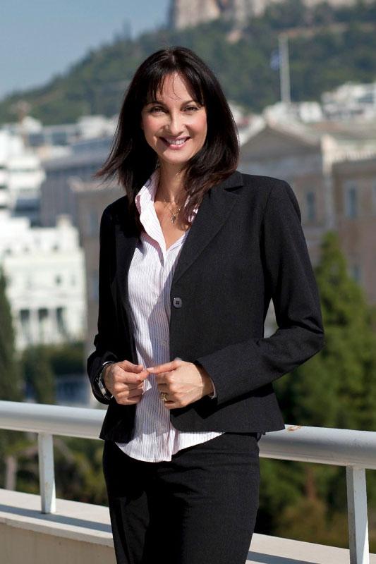Elena Kountoura, Minister of Tourism