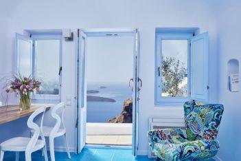 Astra Suites – Imerovigli, Santorini.
