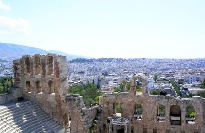 Herod Atticus Theater, Athens. © GTP
