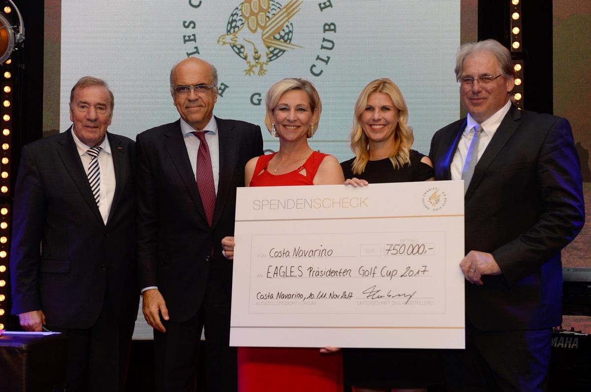 3rd Eagles Presidents Golf Cup. Photo Source: Costa Navarino