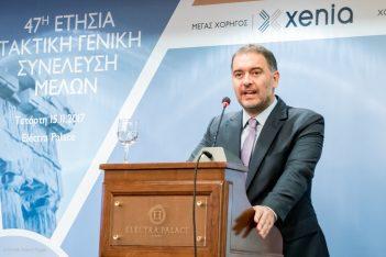 Alexandros Vassilikos, President Athens – Attica & Argosaronic Hotel Association. Photo credit: GTP